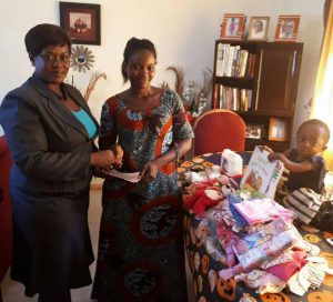 MARY AND THE MUM VISITED OIFGHANA TO LEARN MORE ABOUT OI